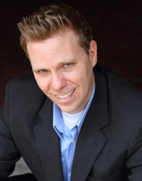 Brent Brooks - Blank Stage Productions