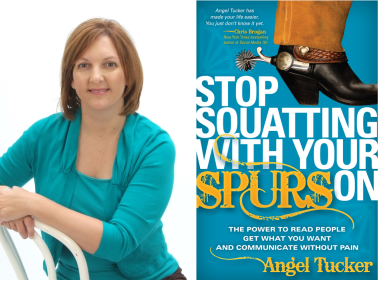 Angel Tucker: Stop Squatting With Your Spurs On