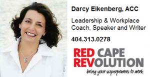 Darcy Eikenberg: Red Cape Revolution