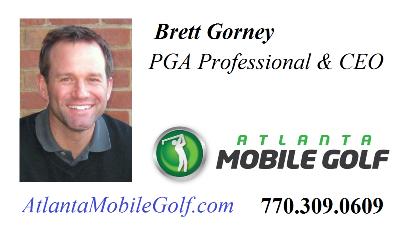 Brett Gorney: Atlanta Mobile Golf