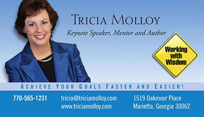 Tricia Molloy: Crave Your Goals!