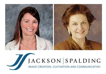 Stefany Sanders and Caroline Duffy: Jackson Spalding