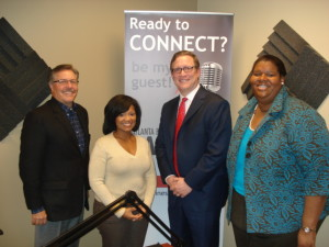 Dominick Rainey, Dr. LaBrita Cash-Baskett, Dan Styf, Nikole Toptas