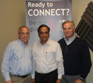 Joe Moss, Nitin Shah, Robert T. Goff