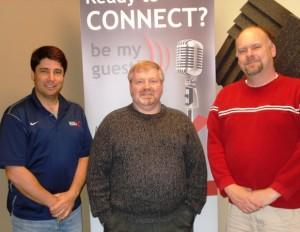 Mike Sammond, Nick Bryant, Steven Julian