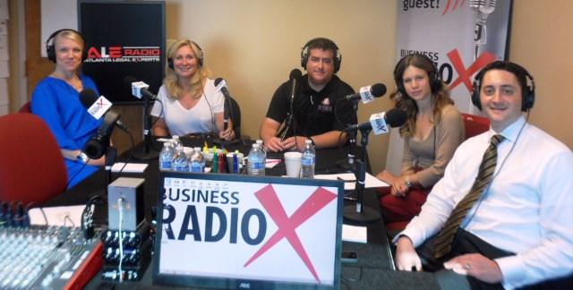 Emily Rowell (Host), Eleanor Benson, Tommy Williams, Nancy Palmer, Taylor Harper