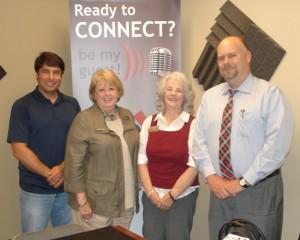 Mike Sammond, Judy Young Doering, Julie Amerson, Steven Julian