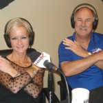 Christine and Jerry at Business RadioX