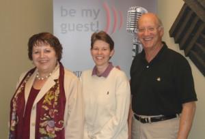 Nancy Bour, Victoria Collier, Dan Wolbe