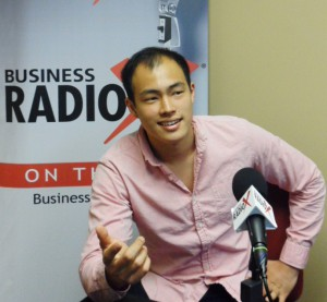 Buckhead Business Radio 10-14-14 Jeff Meng 2