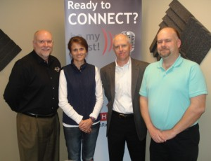 Dr. Michael Sytsma, Monique Wells, Steve Walker, Steven Julian