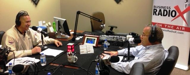 Joe Moss interviews Orlando Lynch