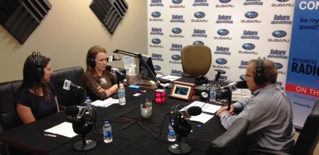 Joe interviews Kellie and Shealynn