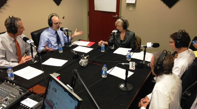 Wealth Matters on the air