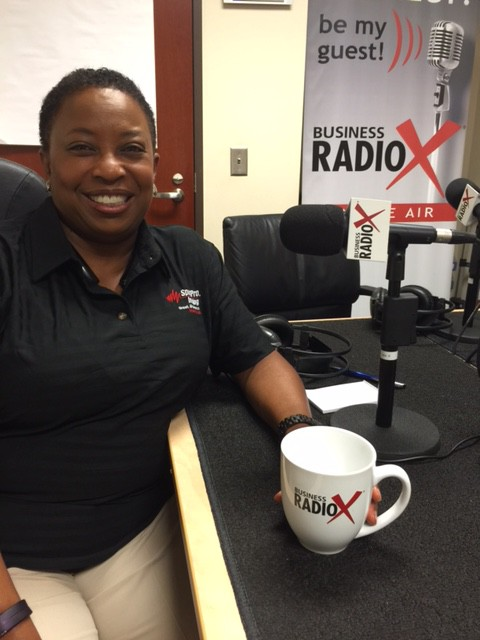 Cobb County Edition: Littie Brown of SpeedPro Imaging