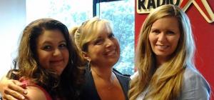 A_Pro Advocate Radio Photo with Jennifer Rebecca and Deb