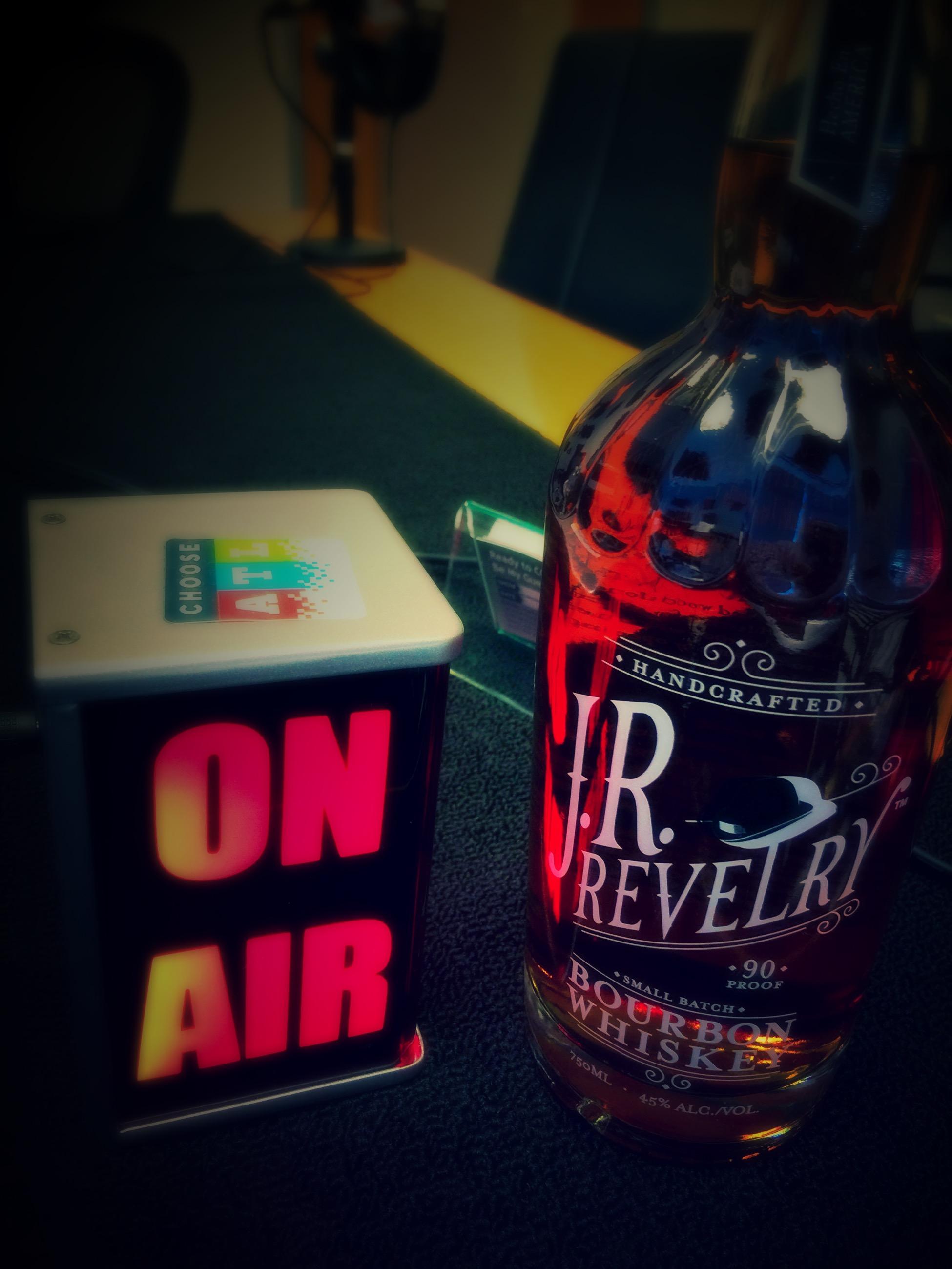 JR Revelry Bourbon Whiskey