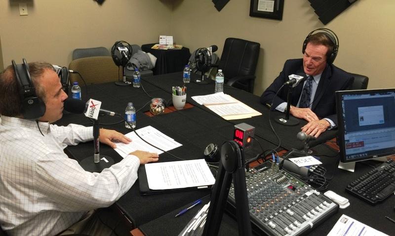 Joe interviews Bill on Business RadioX