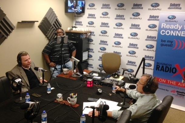 Joe Moss interviews Stan Hall