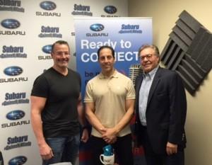 Shawn Mahoney, Dean Rosson, Dominick Rainey