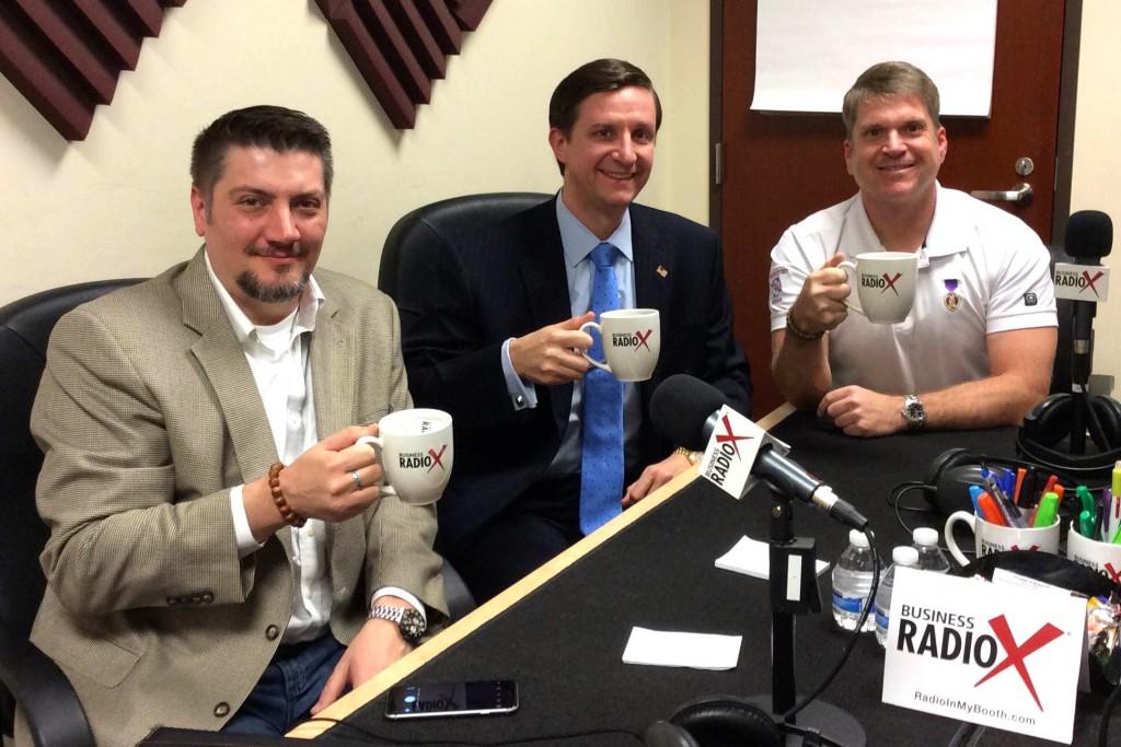 Mike Pearson, Brian M. Douglas and Ryan Redhawk
