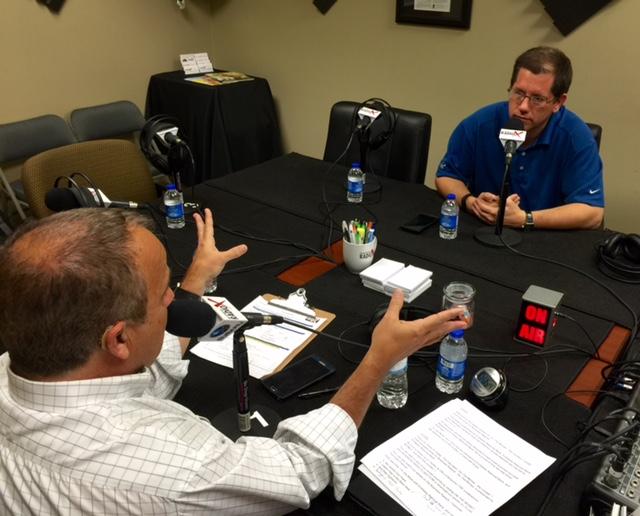 Joe Moss interviews Cliff Tillery