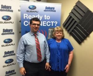 Vlad Rusz and Lynn Robinette