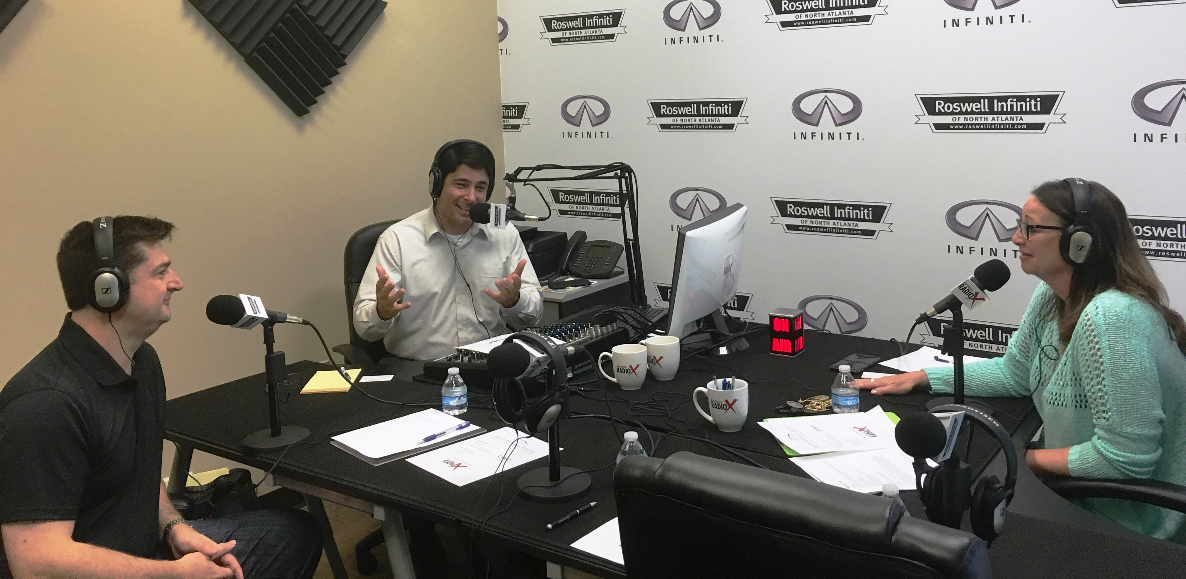 GNFCC radio show