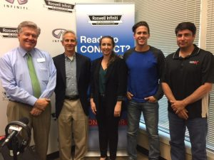 John Ray, Brad Wolff, Amy Refeca, Kyle Valencia, Mike Sammond