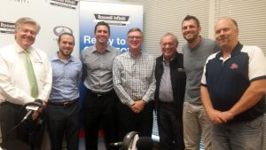 John Ray, Jordan Formby, Mark Tomlison, Ned Lenhart, Rich Gerber, Adam Gerber, Steven Julian