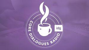Generic Logo TV Background