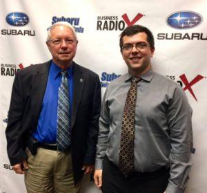 Bob Lamp'l and Vlad Rusz