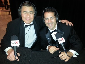 Booth 61 at Digital Ball 2014 with Alan Stukalsky 5 3 2014
