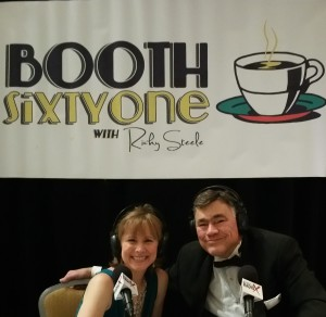 Lisa LaRoque in Booth 61 at the Techbridge 2015 Digital Ball 05 09 2015