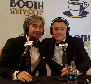 Jimmy Etheredge in Booth 61 at the 2016 Digital Ball 5 09 2016  2