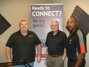 Randy Hicks, Jim Johnson, Donald Brooks