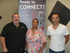 Randy Hicks, Tami LaMorn, Ed Munichiello