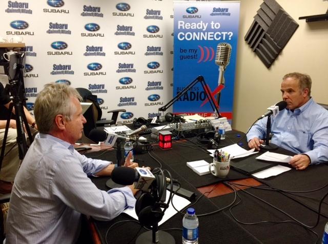 Joe Moss interviews Bryan Mulligan