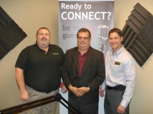Randy Hicks, Greg Allen, Mark Mitchell